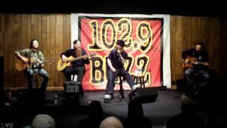 Five Finger Death Punch Buzz Session pt. 3