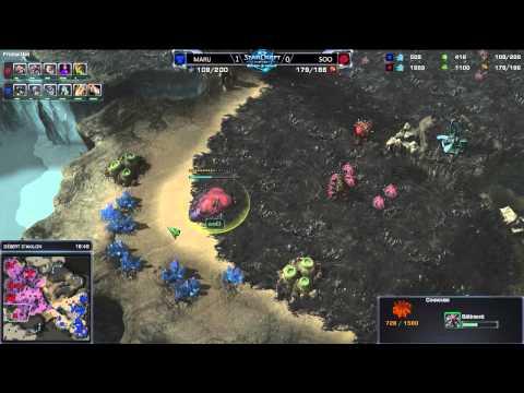 Maru vs Soo game 2 par Pomf&makoz