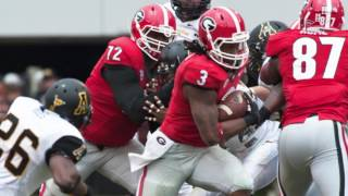 2017 Georgia football schedule released