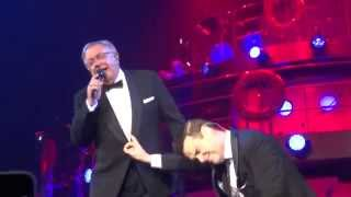 Robbie Williams - Do Nothin' Till You Hear From Me  (FRONT ROW) - 23-Sept-14 Brisbane HD