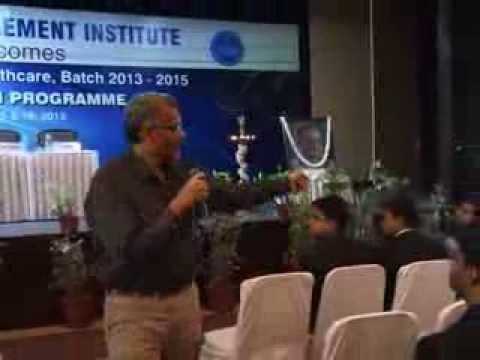 Induction Program Batch 2013-2015 Part # 5/8