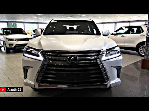 The New Lexus LX570 2018 is Worth $100,000 - Interior Exterior Infotainment