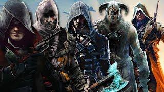 Assassin's Creed | Theme Mashup Compilation