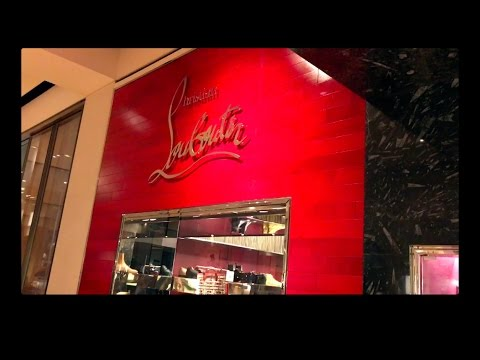 VLOG: Shopping In Christian Louboutin