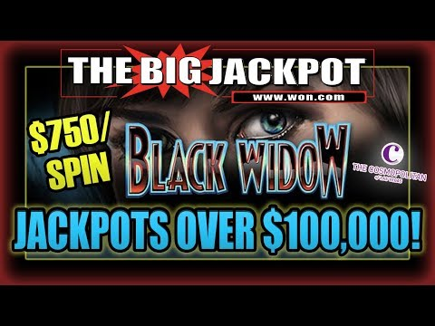 $750 / SPIN 💸 OVER $100 THOUSAND IN JACKPOTS 💸 with The Big Jackpot