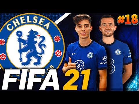 FIFA 21 ⚽ КАРЬЕРА ЗА ЧЕЛСИ  #18  - ПОЛУФИНАЛ EMIRATES CUP