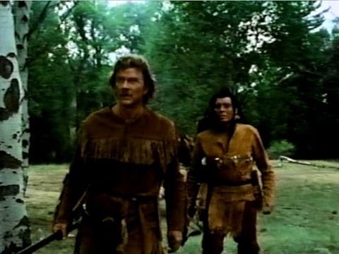 THE LAST OF THE MOHICANS 1977  Steve Forrest, Ned Romero, Don Shanks