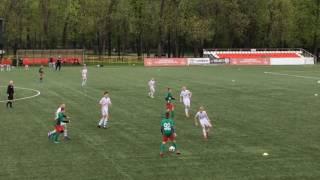 21.05.2017 Локомотив-2 - Локомотив (2005) - 1-2 (1-й состав) (2-й тайм)