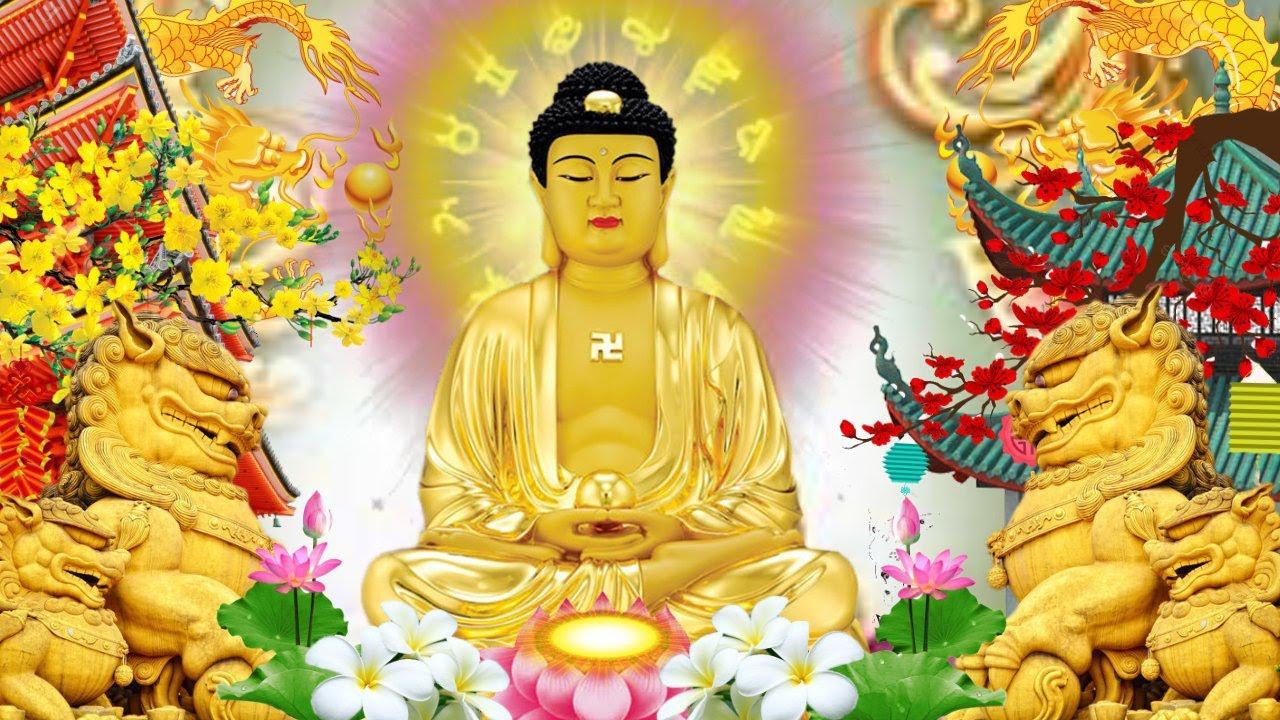 Sáng 16 Âm Nghe Kinh Sám Hối Cầu An Cả Ngày May Mắn Hạnh Phúc  Tài Lộc Tràn Đầy -  Tụng Kinh Phật