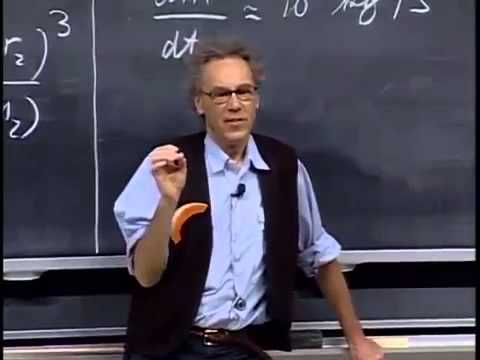 Short Physics lectured by Walter Lewin in MIT_Chandrasekher limit