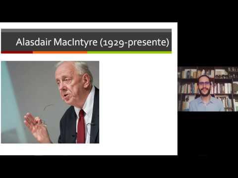 Alasdair MacIntyre y el Comunitarismo