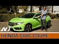 Honda Civic Coupe - Se quedó así de ser perfecto