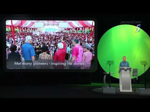 PM Lee National Day Rally 2014 in Malay & Mandarin (dubbed in Eng)- 17Aug2014