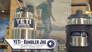 Yeti - Rambler Jug - SHOT Show 2017