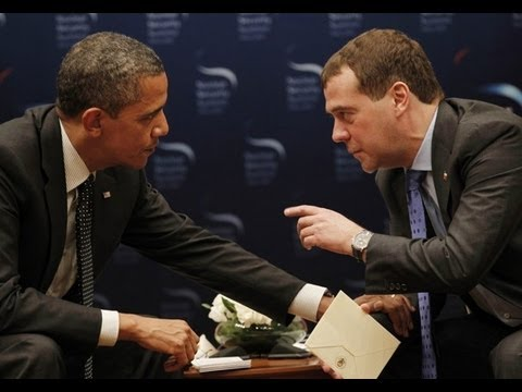 Obama Open Mic Audio With Russian President Medvedev - YouTube