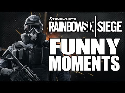 Tom Clancy's Rainbow Six Sige Funny Moments: Child Friendly, Rage, Holy Poop |