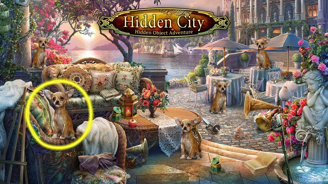 Hidden City Hidden Object Adventure December 2019 Youtube