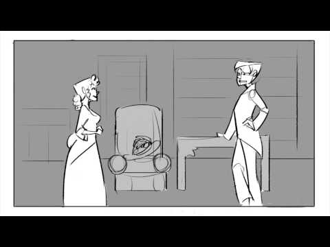 I've Decided To Marry You (Gentleman's Guide) - Storyboards