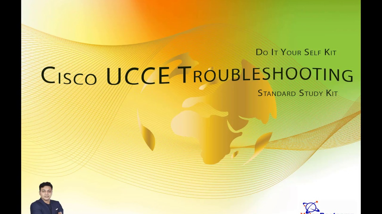 Cisco UCCE Video Training Troubleshooting