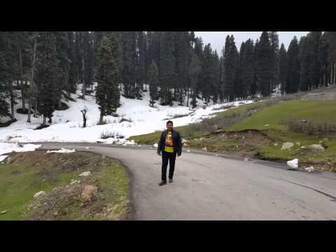 Akram bhai in Srinagar, Kashmir