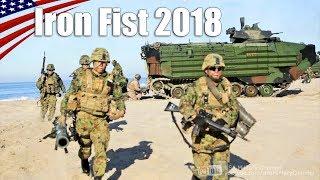 陸上自衛隊・西普連の離島上陸訓練 - アイアンフィスト2018