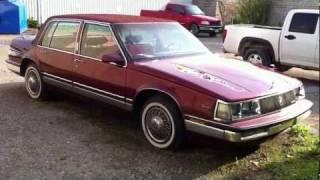 1986 Buick Electra Park Avenue - 2011 Update