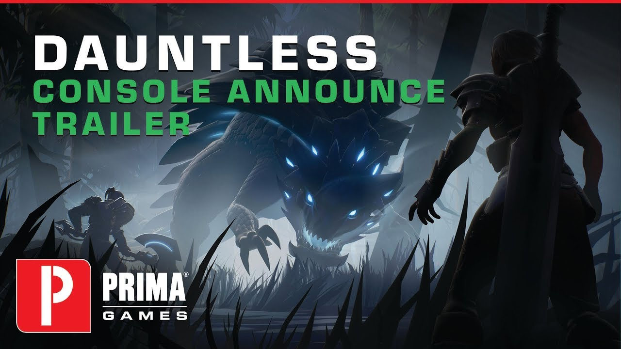 Dauntless Preview | Slaying Behemoths on Console | Feature