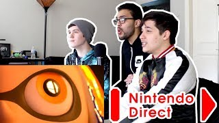 NINTENDO DIRECT INDIES