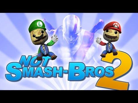 NOT SMASH BROS #2