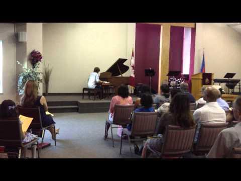 Unravel [Tokyo Ghoul OP1] Ty3 Piano Recital 2015