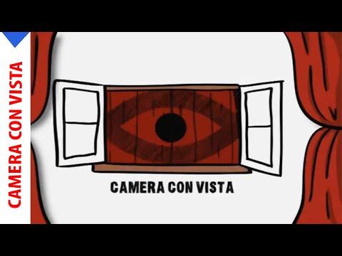"""RAI ITALIA - """"CAMERA CON VISTA"""" - Le mani Sapienti"""