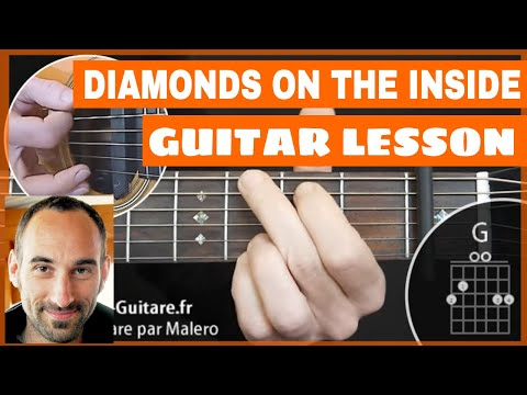 Diamonds On The Inside Guitar Lesson - Part 1 Of 3