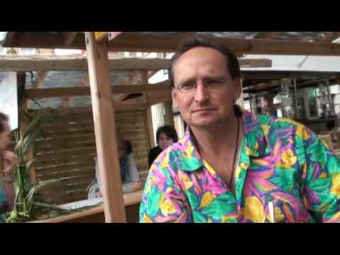 Wojciech Cejrowski W Poznaniu - Mini Wywiad 14 VIII 2009