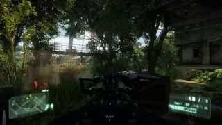 Crysis 3 60fps PC gameplay Ultra settings