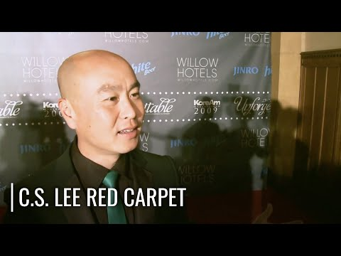 C.S. Lee on the Red Carpet  Unforgettable 2009