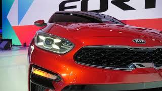 видео Новый KIA Cerato (Церато) 2017-2018 в новом кузове | Комплектации и цены – Официальный дилер Автомир