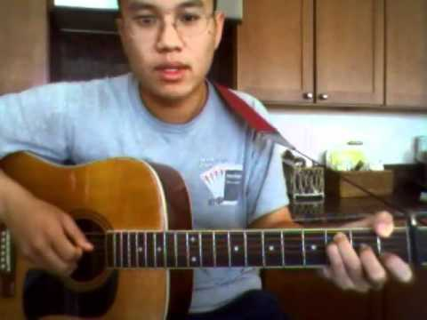 (Fingerpicking Tutorial) Phil Wickham - Divine Romance - Singalong version