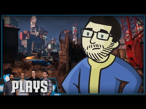 Colin Moriarty Plays Fallout 4 - Kinda Funny Plays