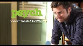 "Psych Season 7 | 7x02 - ""Juliet Takes a Luvvah"" - Promo"