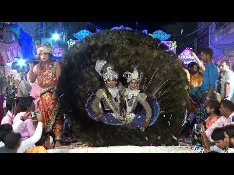 Gaurav mahadev jhaki || mithi mithi murli bajai mharo mohan || 2sept 2017 shyam mast mast pariwar