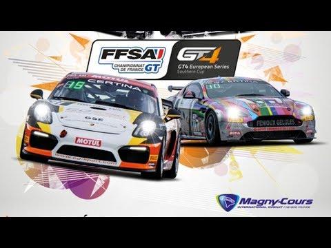 Championnat de France FFSA GT - Magny-Cours - Dimanche 10 septembre