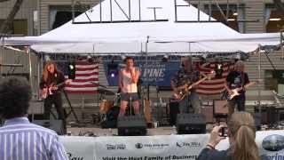 The Fools - 9-21-13 Entire Show- King Pine Music Fest.