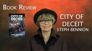 CITY OF DECEIT reviewed by Tahlia Newland
