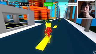 BEN 10 OMNITRIX VS MAL OMNITRIX on ROBLOX!