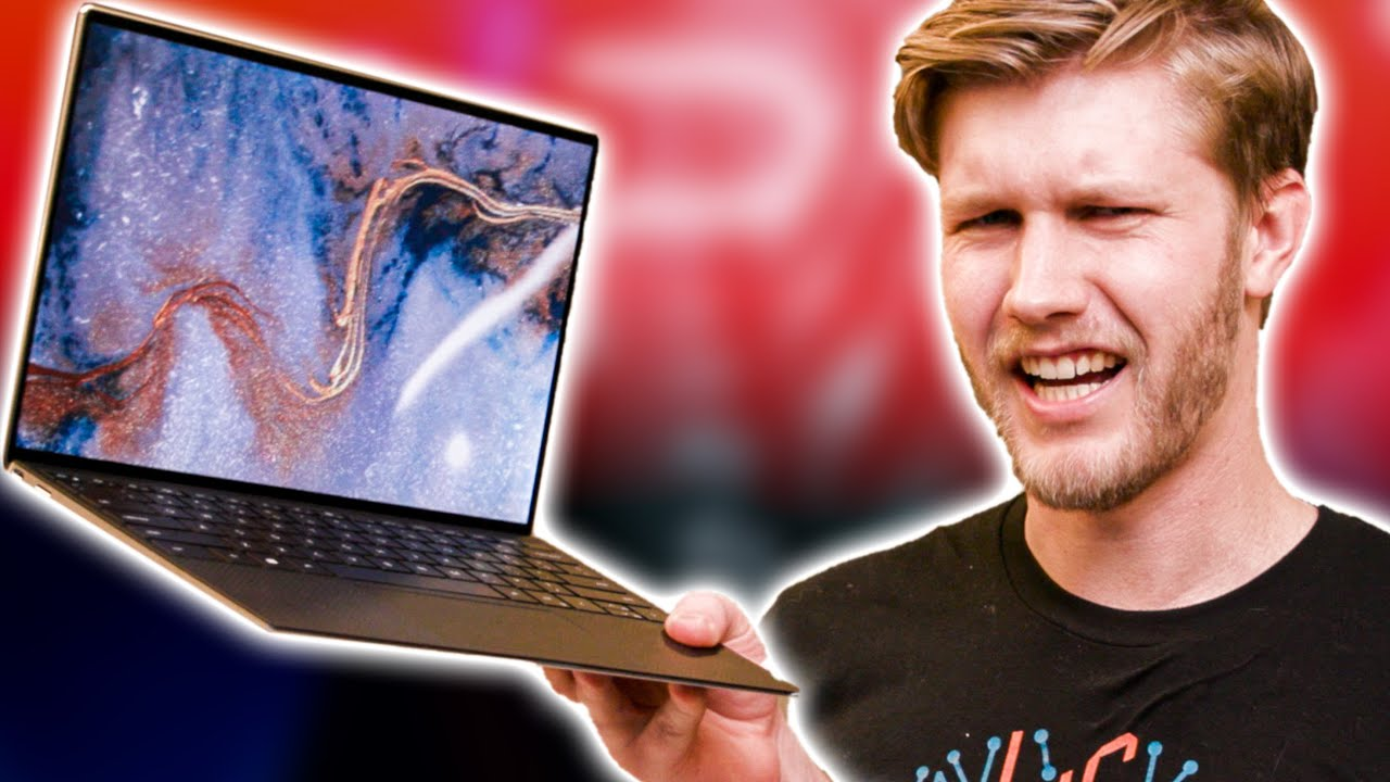 My new laptop just got Dunked – XPS 13 Update