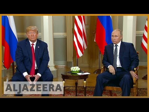 🇺🇸 🇷🇺 Trump-Putin summit brings end to frosty US-Russia relations | Al Jazeera English