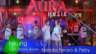NIKUNG - NANDA FERARO & FEBY [Official Music Video]