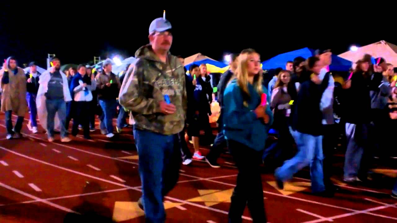Survivors and supporters take part in Natick Relay for Life