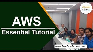 AWS Essential Tutorial - October 2019 - By DevOpsSchool.com