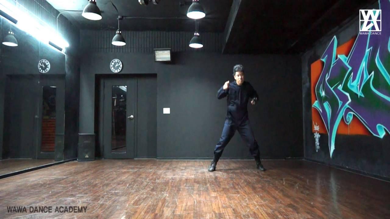 EXO MONSTER DANCE 엑소 몬스터 안무 [와와댄스 마포본점 WAWA DANCE]